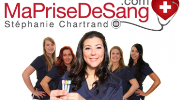 MaPriseDeSang Stéphanie Chartrand Inc